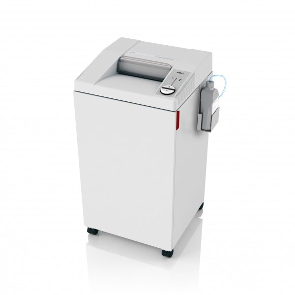Centralised data protection with automatic oiler IDEAL 2604