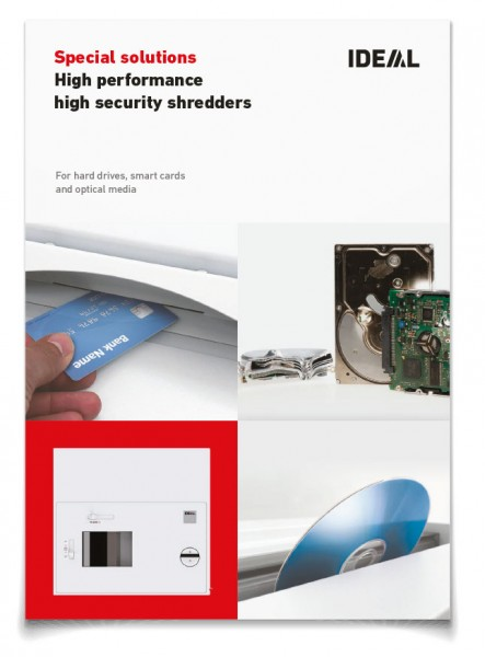 Special solutions leaflet