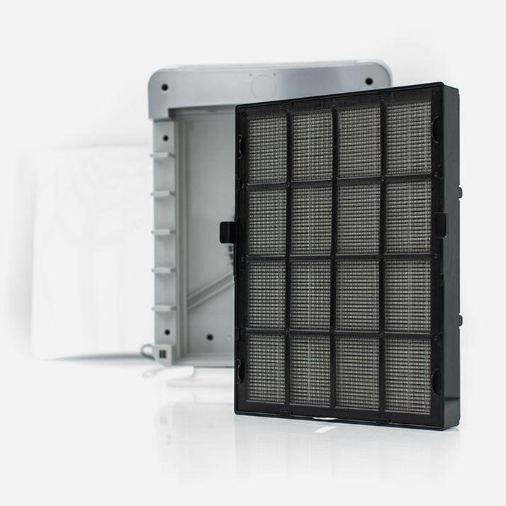 Luftreiniger IDEAL AP15 Filterwechsel