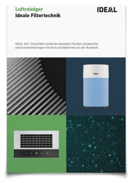 Factsheet Filtertechnik