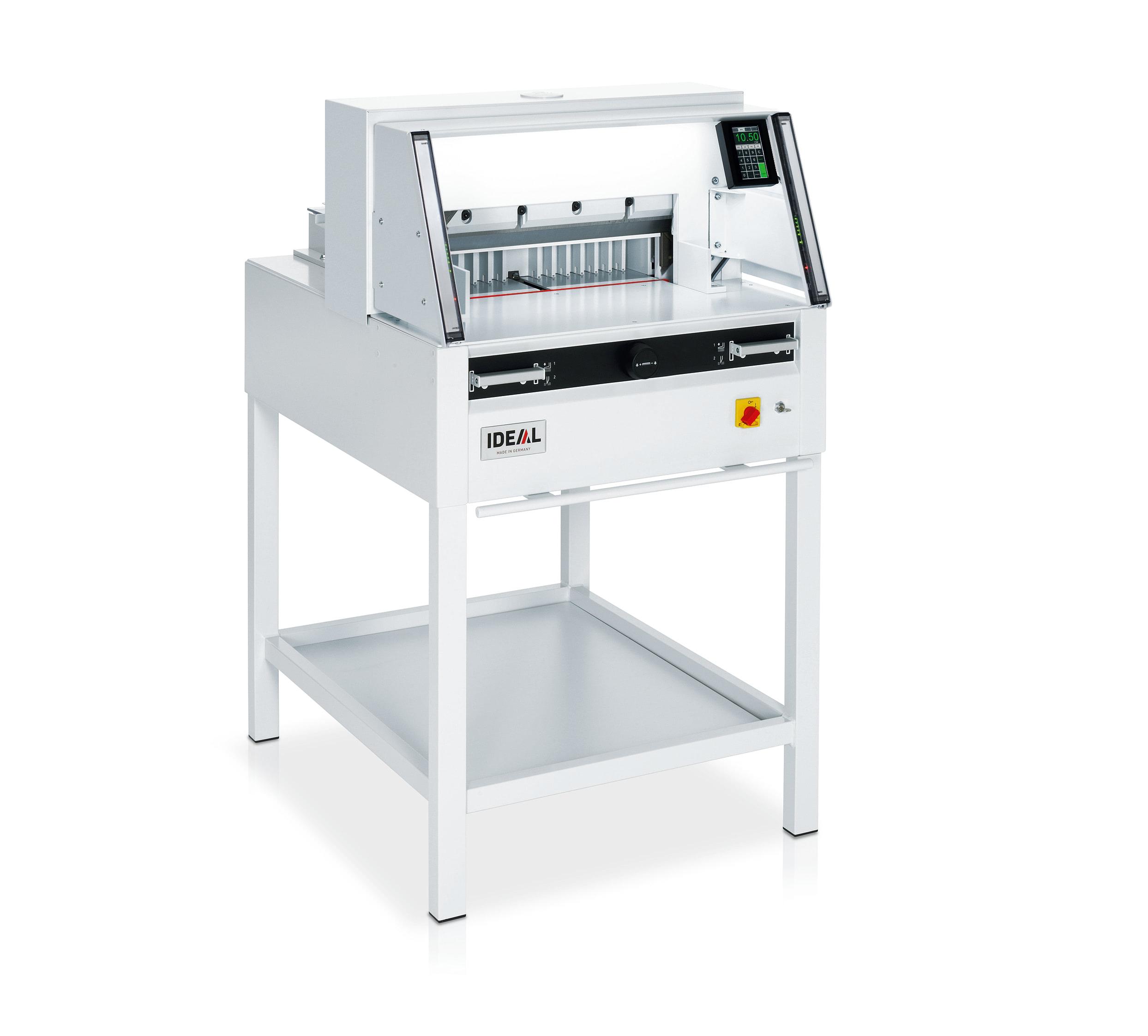 Elektrischer Stapelschneider IDEAL 4860 mit automatischer ...