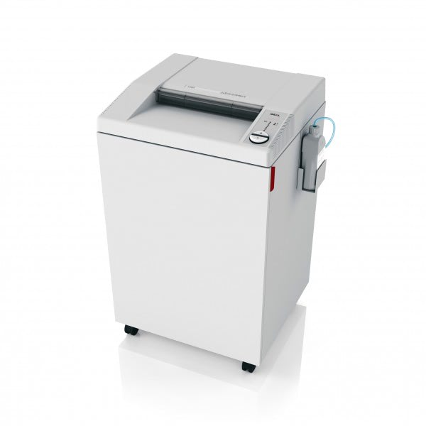 Innovative high capacity office shredder IDEAL 4005