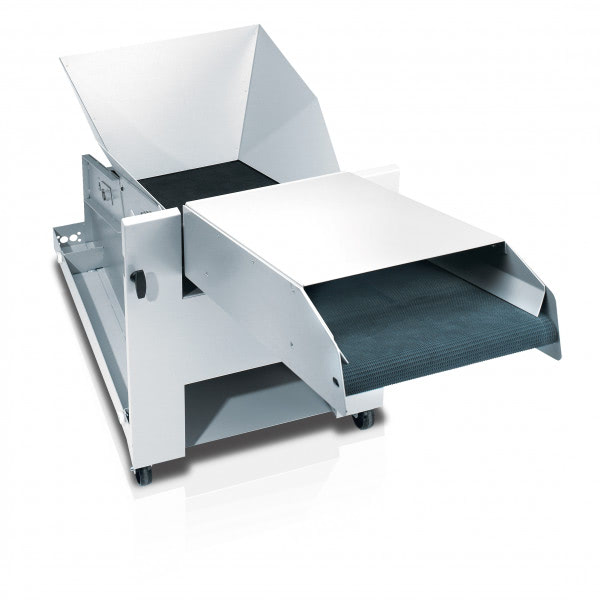Conveyor beltsystem for shredder model 5009-2 CC, 5009-3 CC