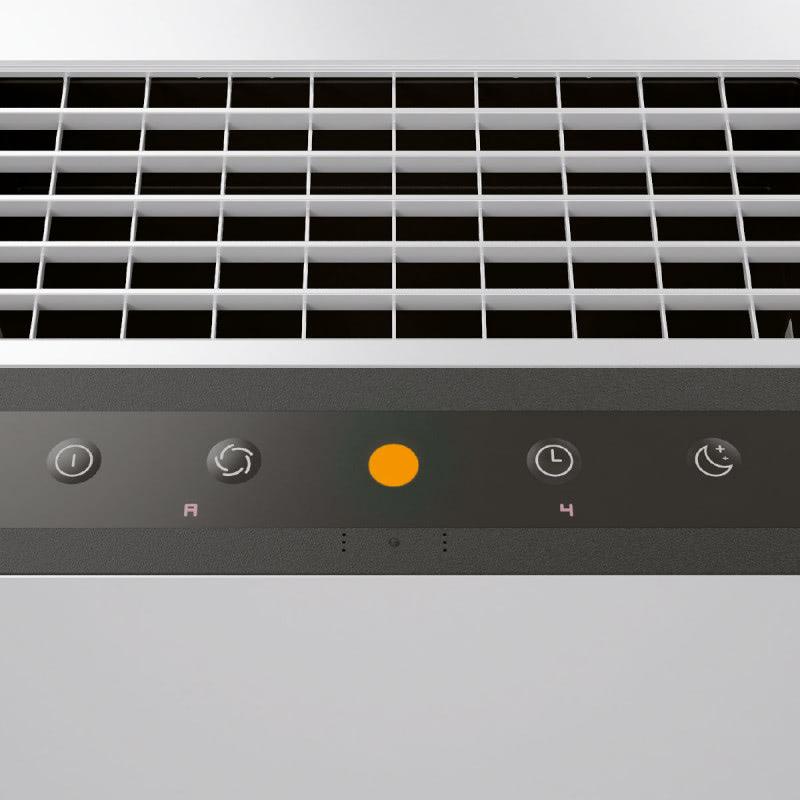 Professioneller Luftreiniger IDEAL AP60 Pro Farbcodes