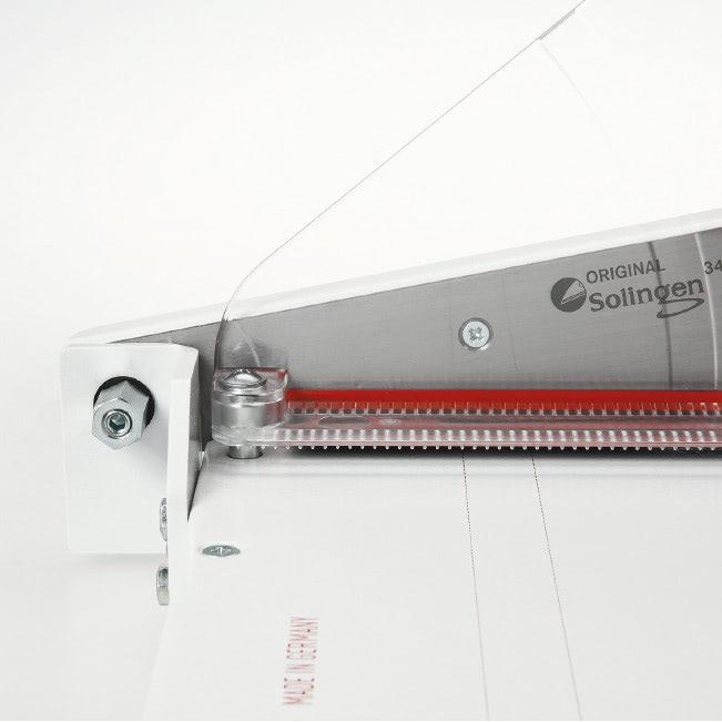 Hebelschneider IDEAL 1135 stabiler Messerwinkel