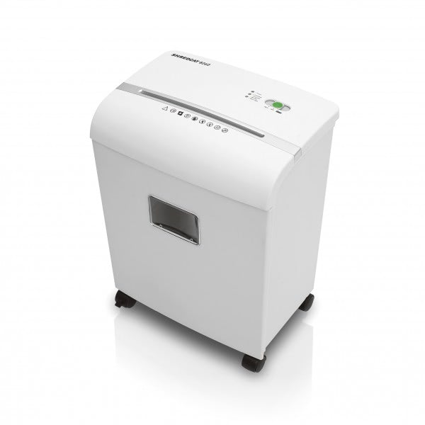 Convenient deskside shredder Shredcat 8260