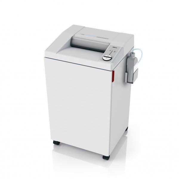 Office shredder IDEAL 3104 with automatic oiler
