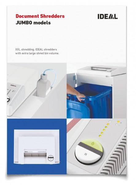 Jumbo models leaflet