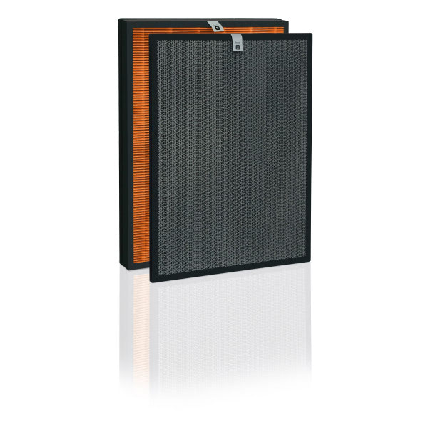 Lot de filtres (filtre HEPA + filtre au charbon actif) IDEAL AP40 Med